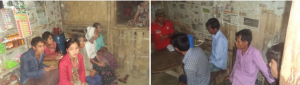 Data Collection: Focus Group Discussion, Thanchi, Bandarban, January 2015